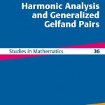 Gelfand pair の入門書